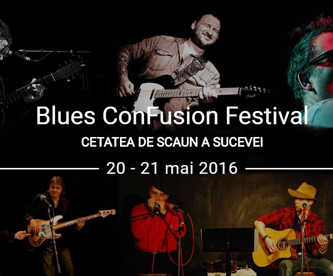 Blues Confusion 2016