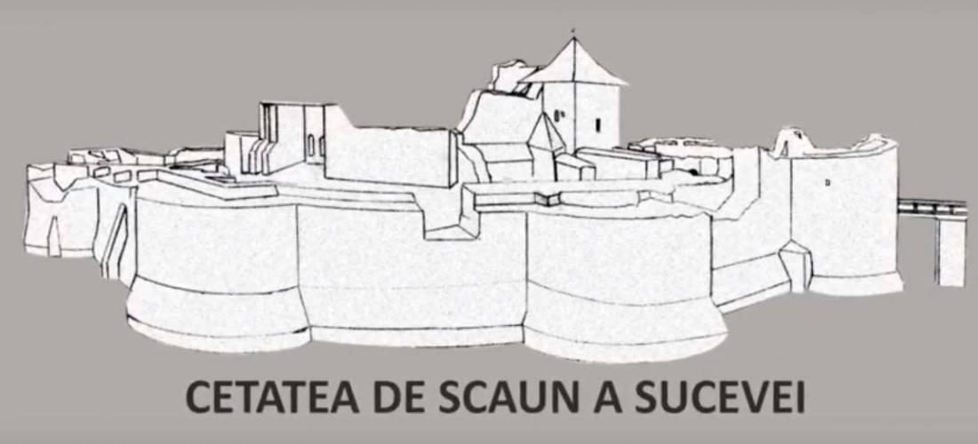 Prezentarea Cetatii de Scaun a Sucevei