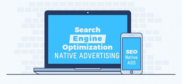 Native advertising in strategia SEO