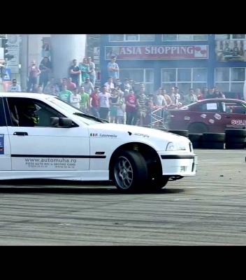 Toyota Drift Series – Runda I